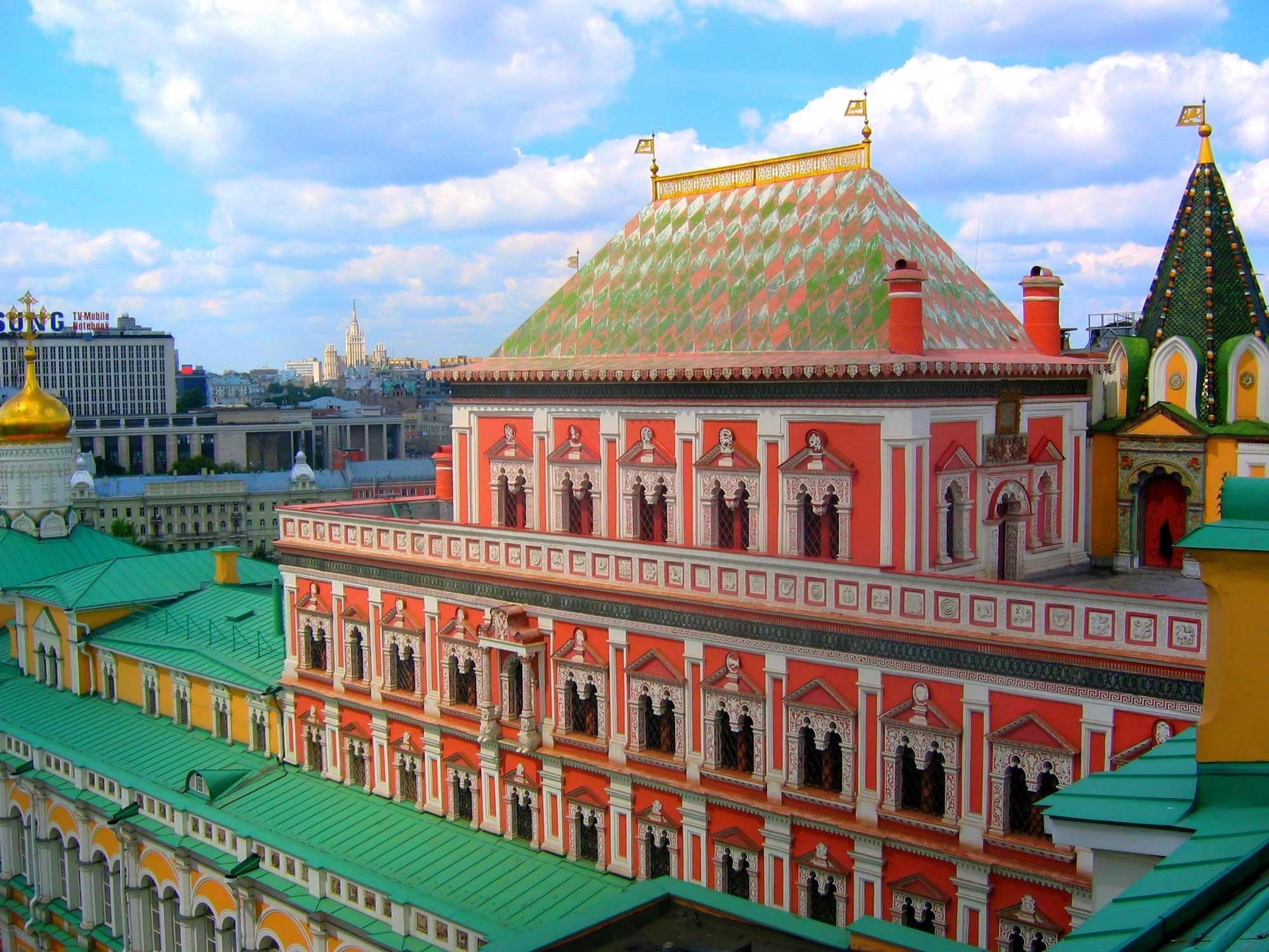 база новостроек теремной дворец московского кремля 17 век фото область Новошахтинск