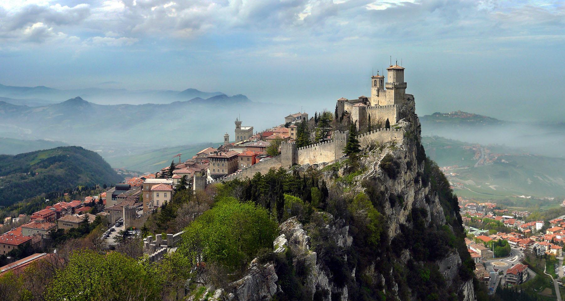Республика Сан-Марино – Италия по-русски